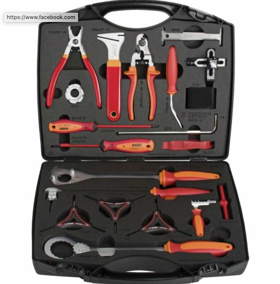 Best Bike Tools Pedros Unior Kit