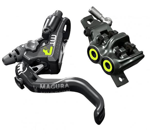 Mountain bike brakes: MTB Brakes Magura MT 7