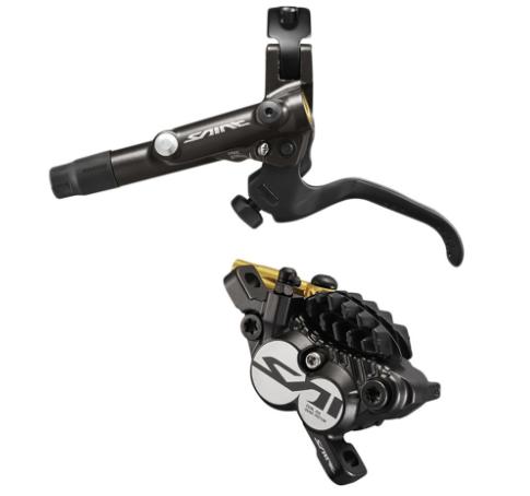 Mountain bike brakes: MTB Brakes Shimano Saint