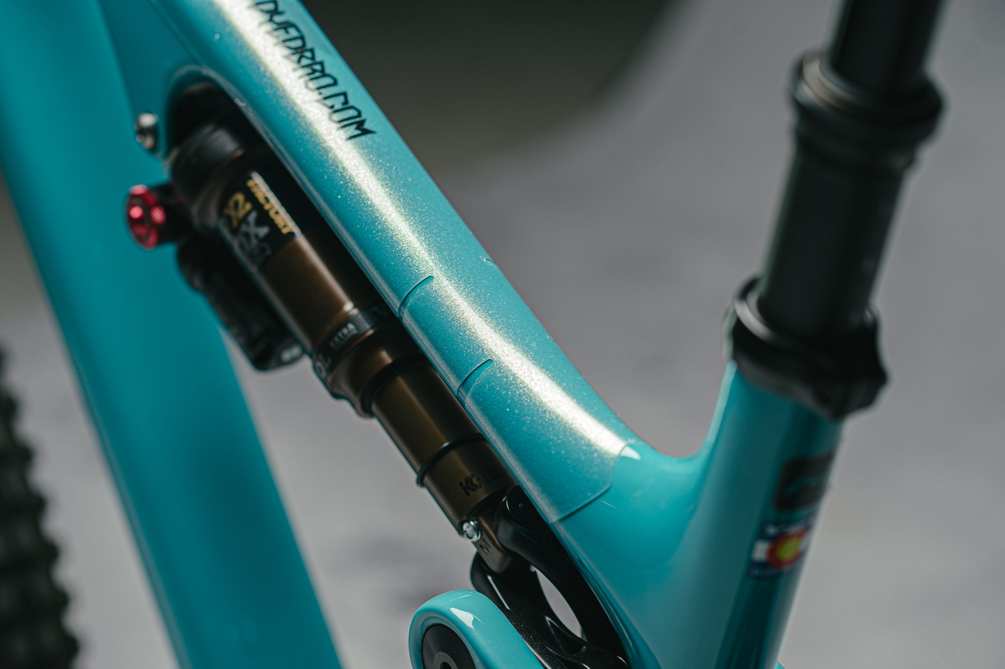 Mountain bikes are expensive. A bit of MTB frame protection will keep your bike looking new and prevent damage.