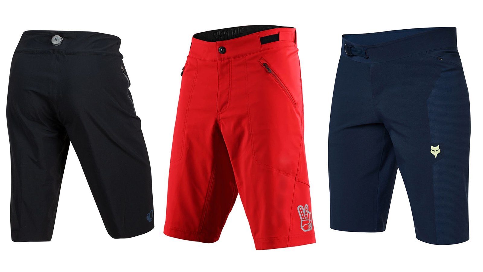 It's not just about style. A quality pair of mountain biking shorts will make your time in the saddle more comfortable.