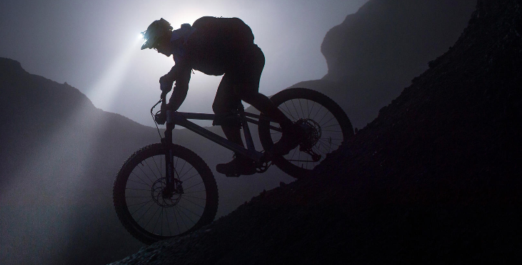 These are the best mountain bike lights for riders who hit the trails when the sun goes down
