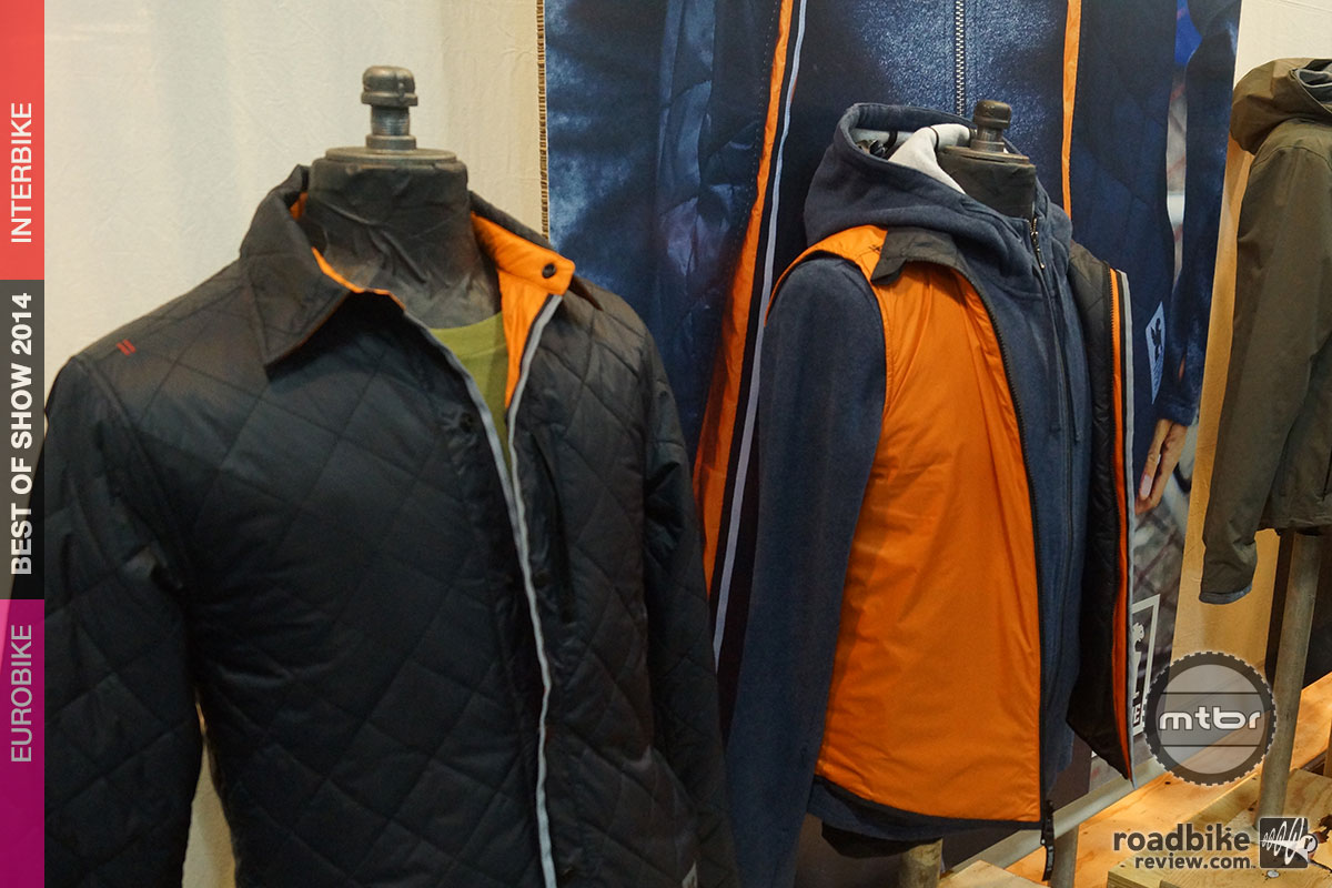 Chrome Warm Jacket and Vest