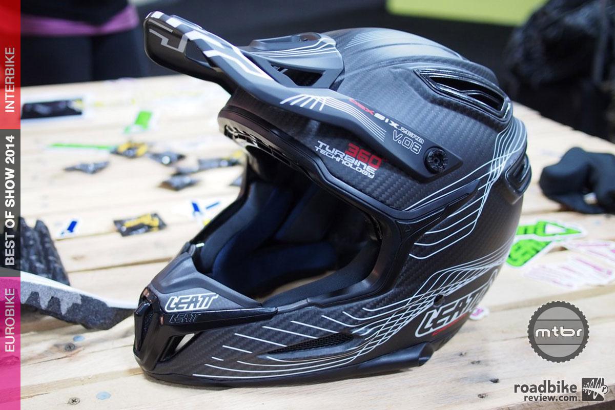 Leatt DBX Six Zero Helmet