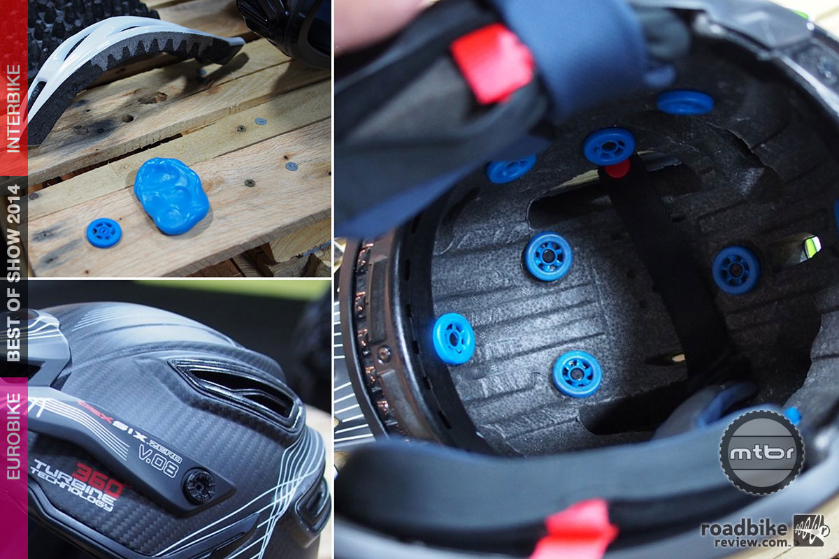 Leatt DBX Six Zero Helmet Details
