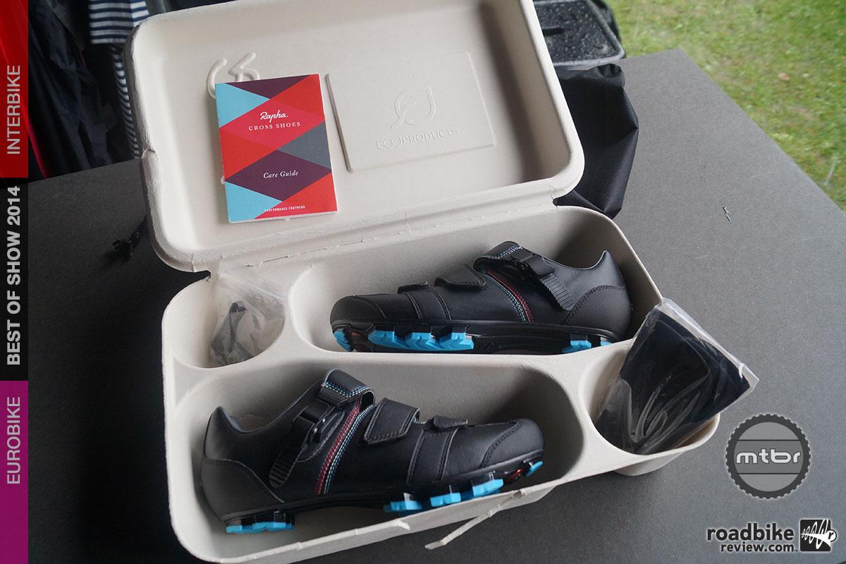 Rapha Cyclocross Shoes by Giro