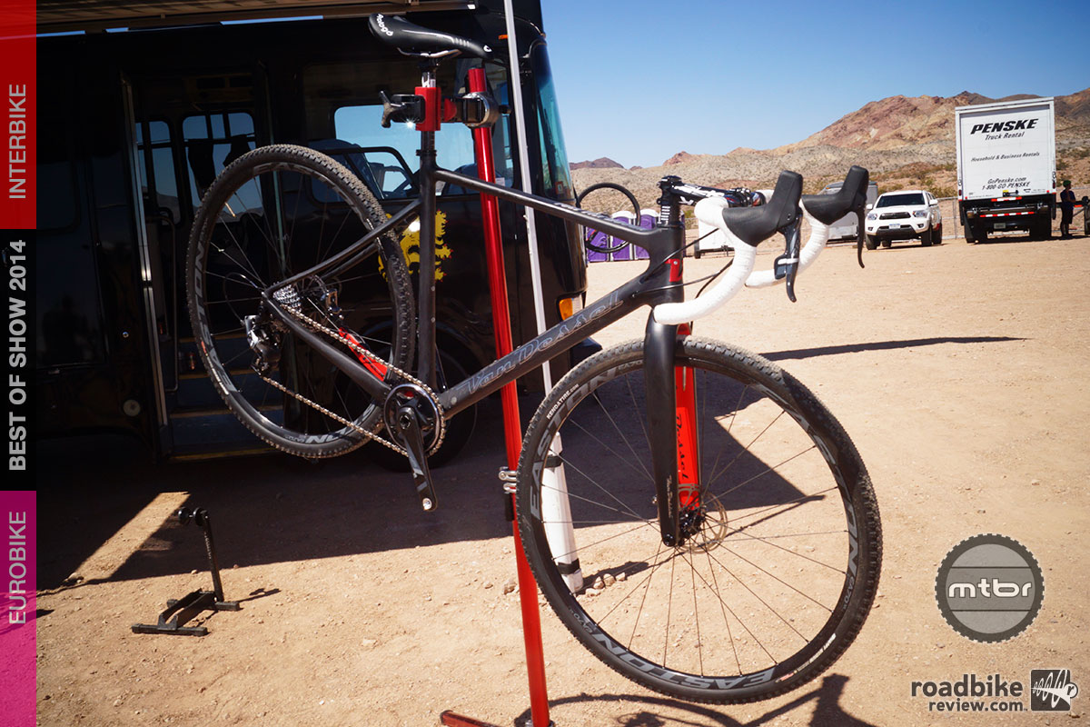 Van Dessel Full Tilt Boogie Cyclocross Bike