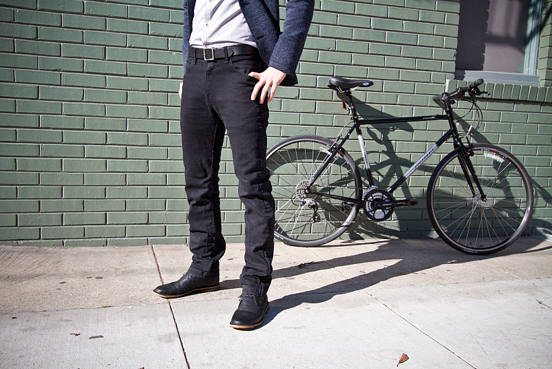 Betabrand Bike to Work Jeans