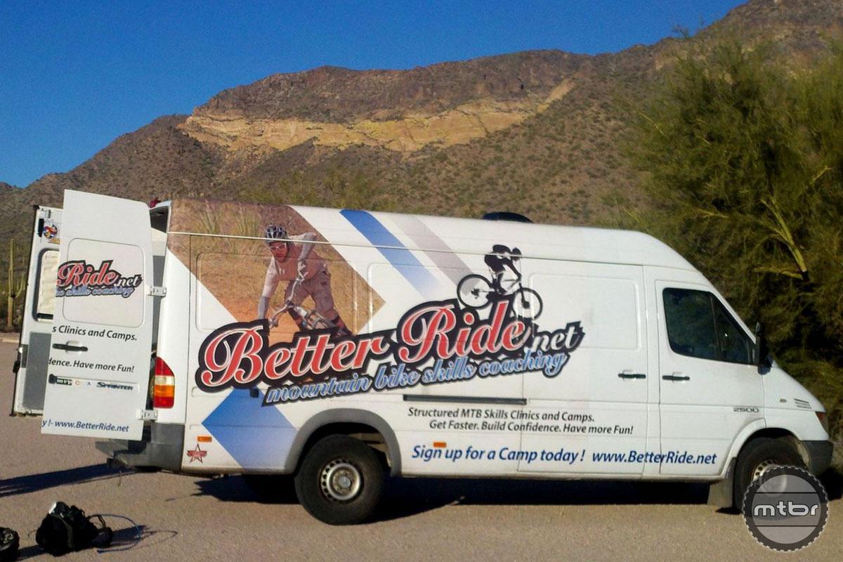 BetterRide Bus