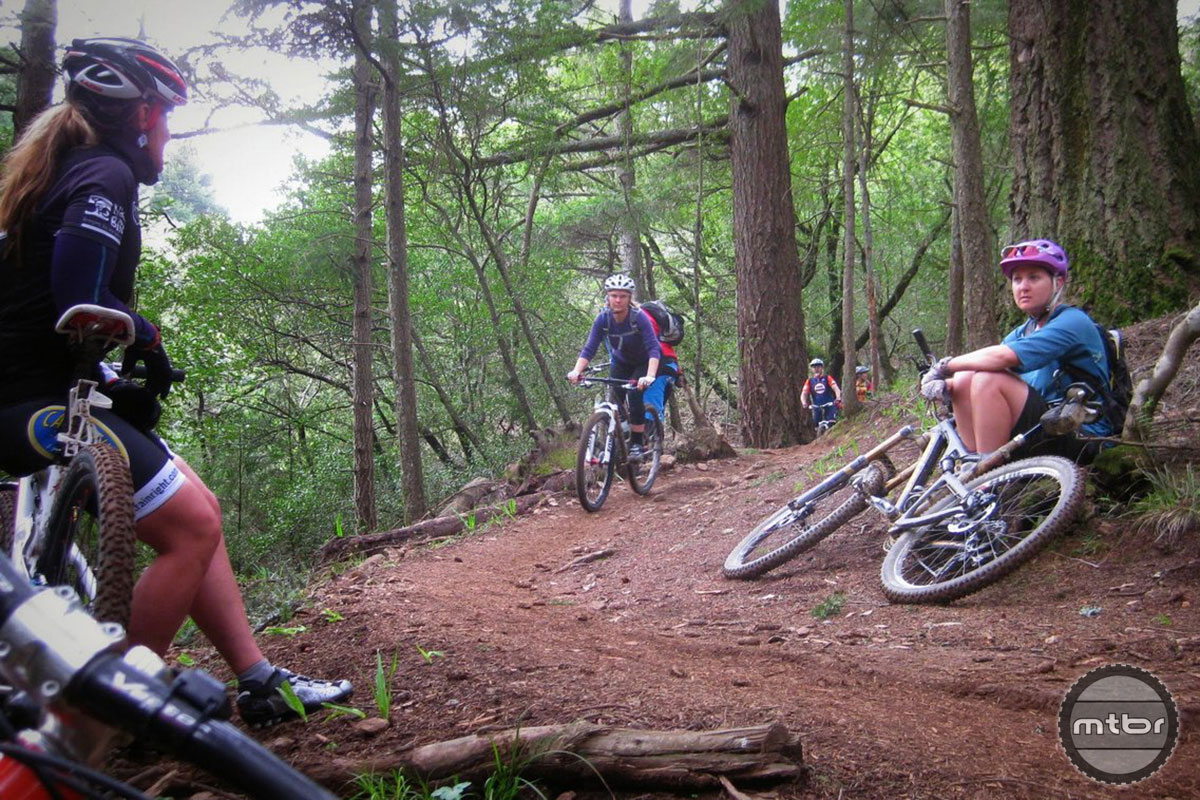 BetterRide Trail Session