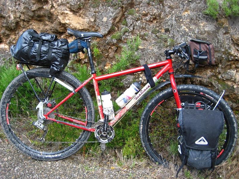 Bike Touring The Lost Coast