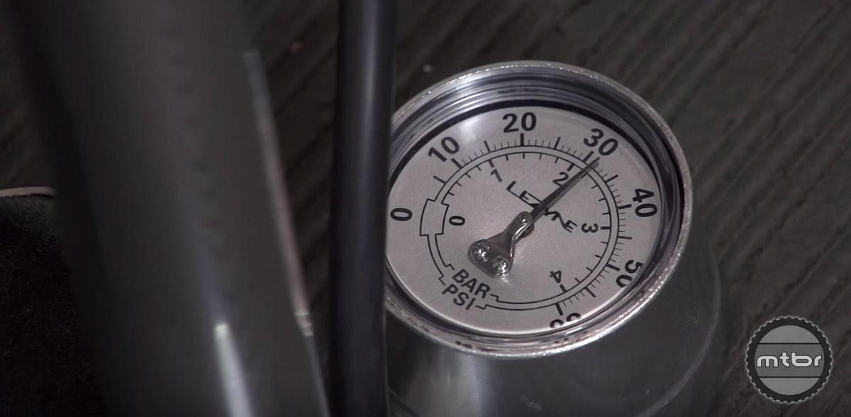 Bicycle Pump Basics