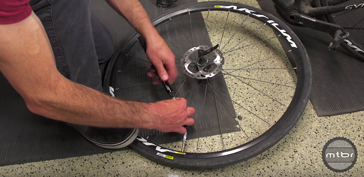 Bicycle Pump Basics