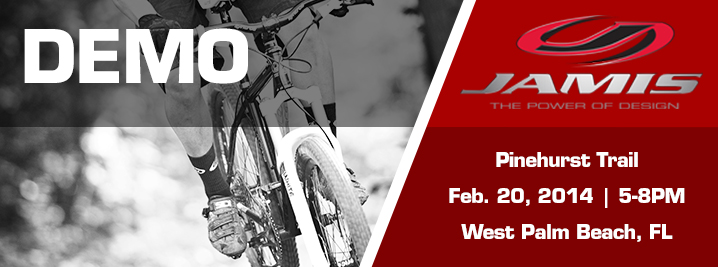 Jamis Bikes Southeast Demo Tour-bicyclery-demo.jpg