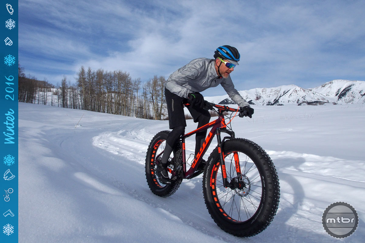 Scott Big Ed Fat Bike Review Mountain Bike Review Mtbr Com