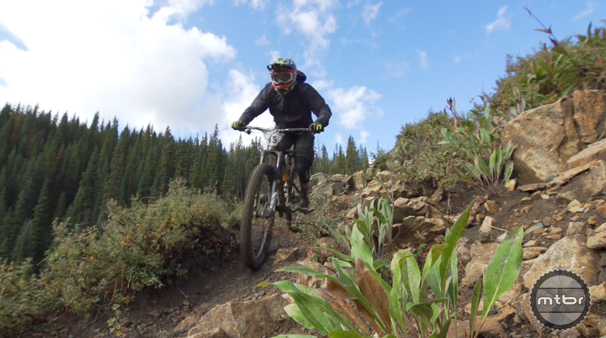 Big Mountain Enduro Finals: Crested Butte, Colorado