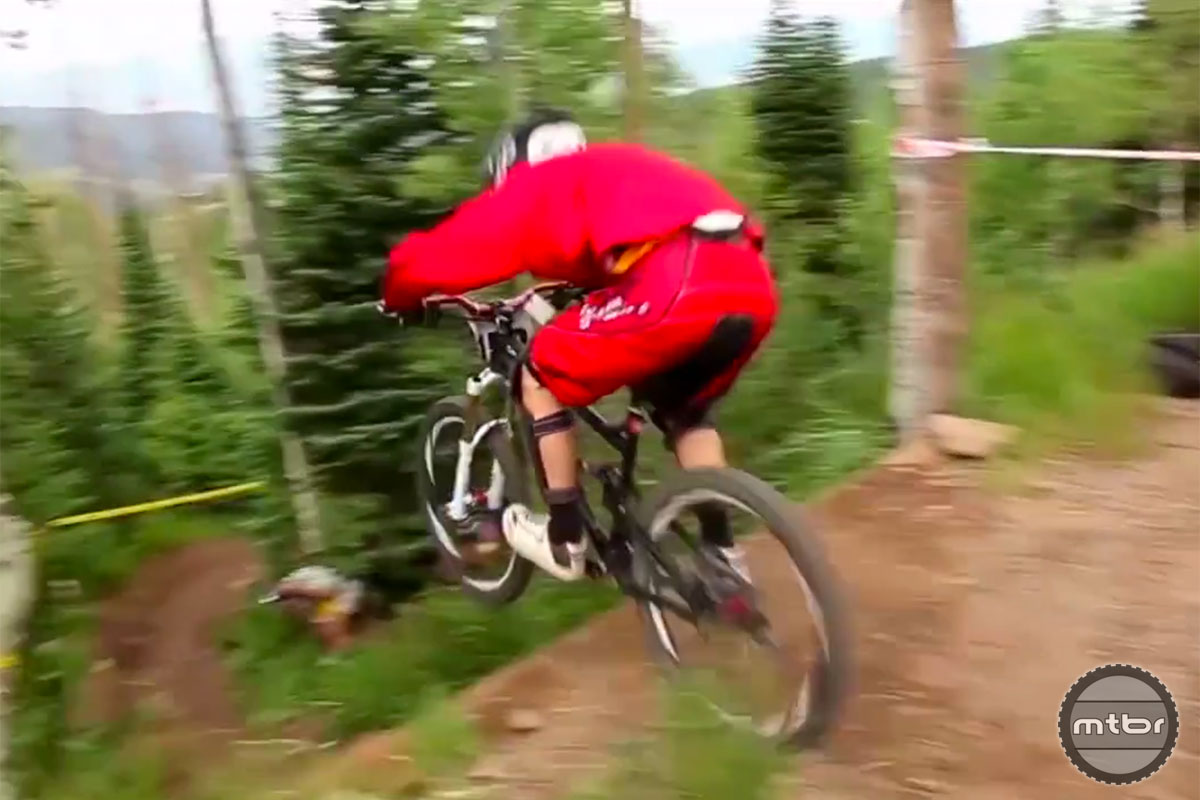 Big Mountain Enduro Snowmass