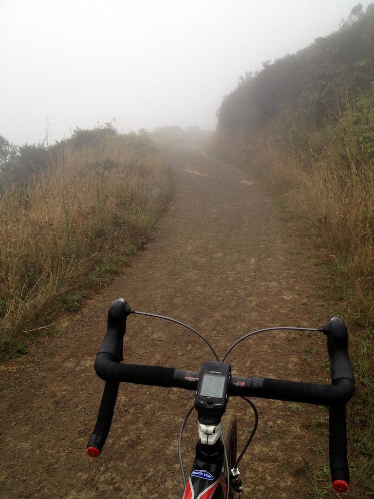 Ride report - Fog &  Flowers McGibber certified.-bike-fog-1.jpg