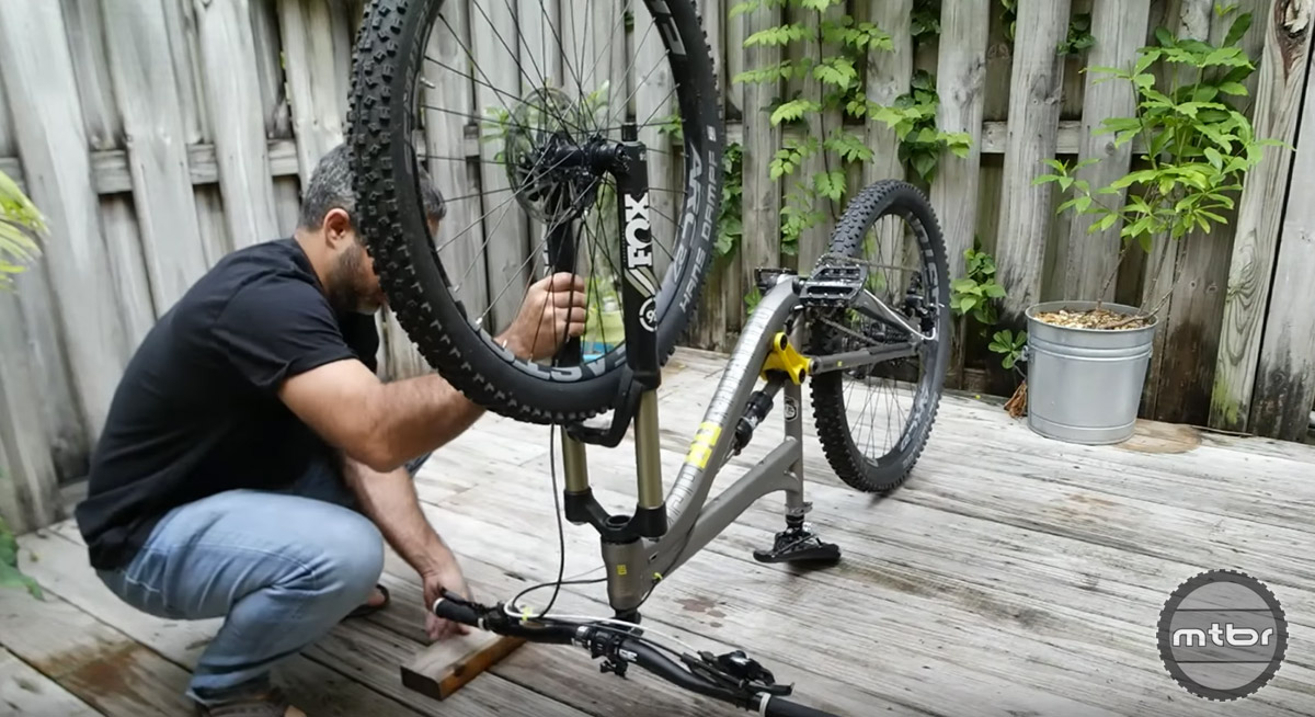 Bikes are expensive, but these tricks cost nothing.
