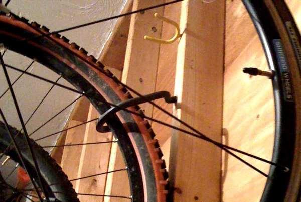 Good Wall Mount To Hang Bikes In Garage Mtbr Com
