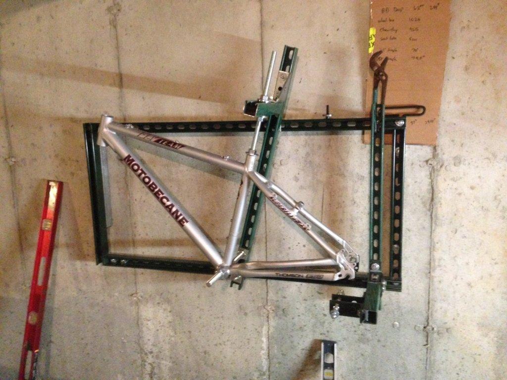 Bamboo Bike Build Step By Step W Questions Mtbr Com