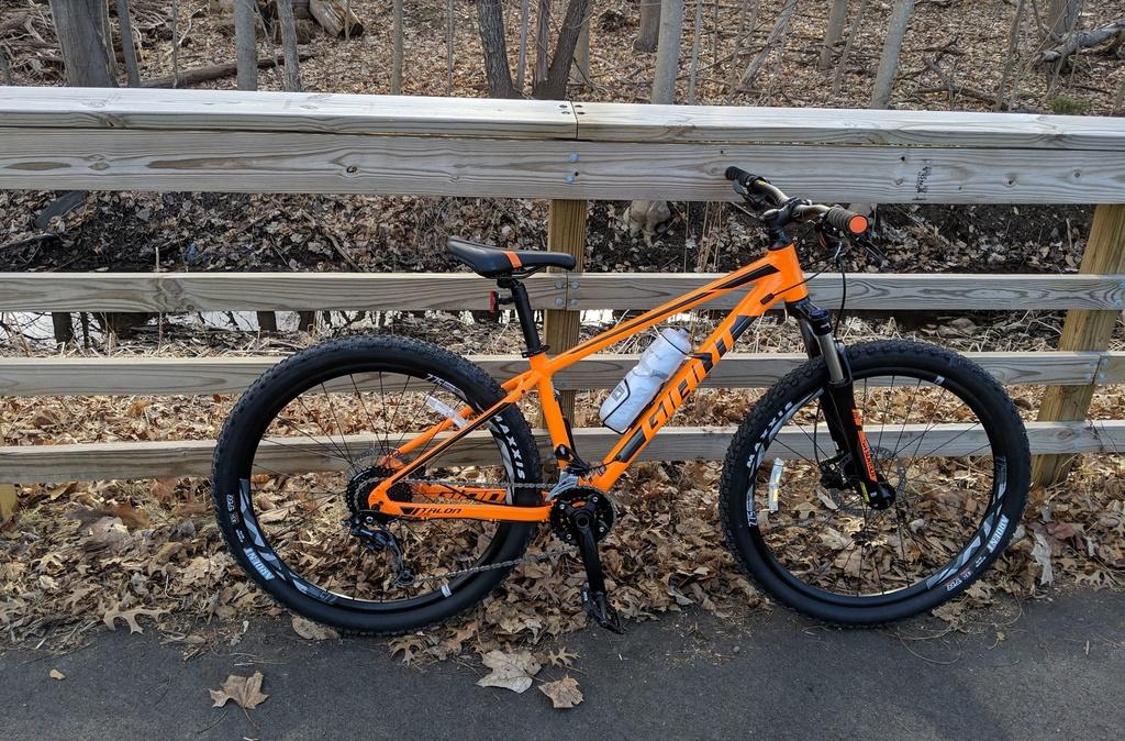 347a4743d6c 1st Bike and Ride! - Giant Talon 2!- Mtbr.com