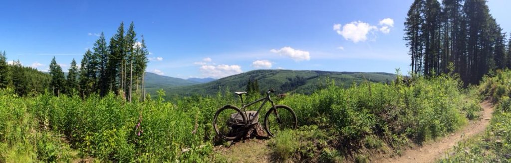 So I just rode the new Tiger Mt. trails.....-bike.jpg