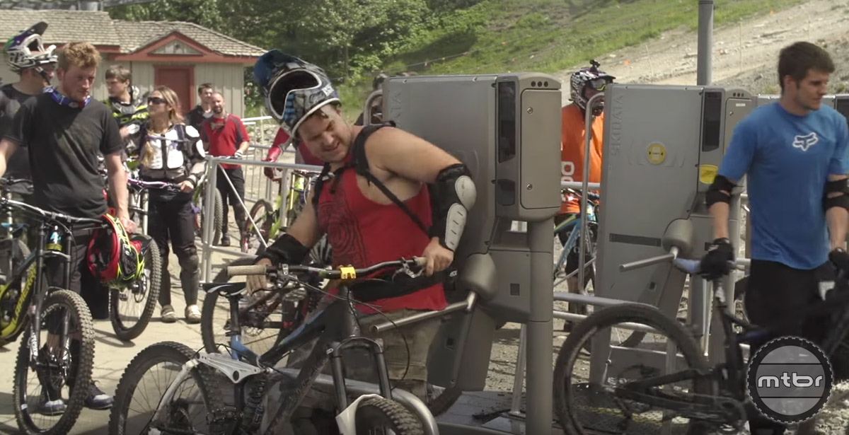 Your first time at the Whistler Bike Park may have left you feeling lost and awkward.