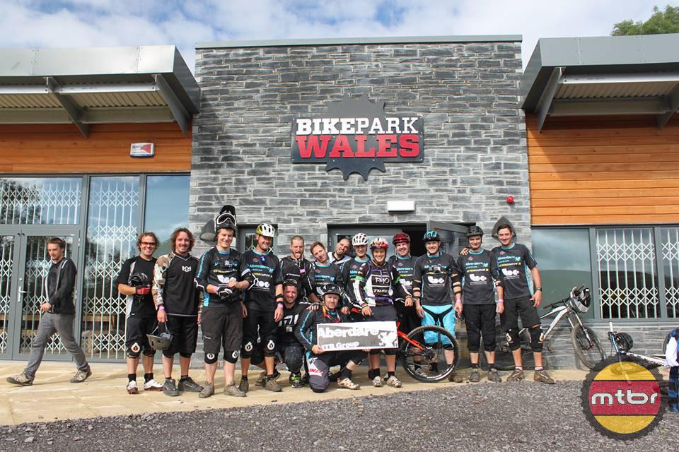 BikePark Wales Building
