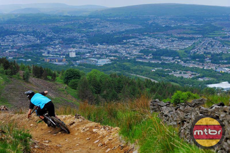 BikePark Wales Vista