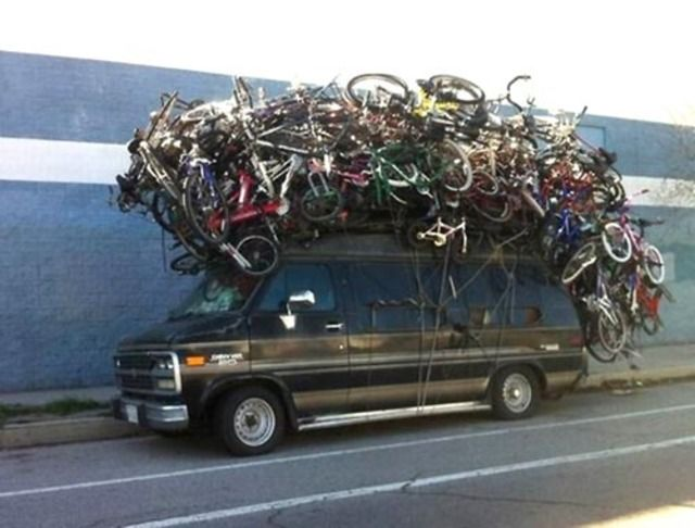 How to NOT drive into your garage with bikes on the roof?-bike-rack.jpg