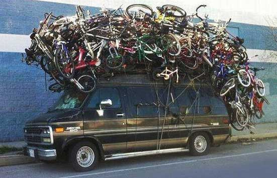 Bike Racks As Car Bling Mtbr Com