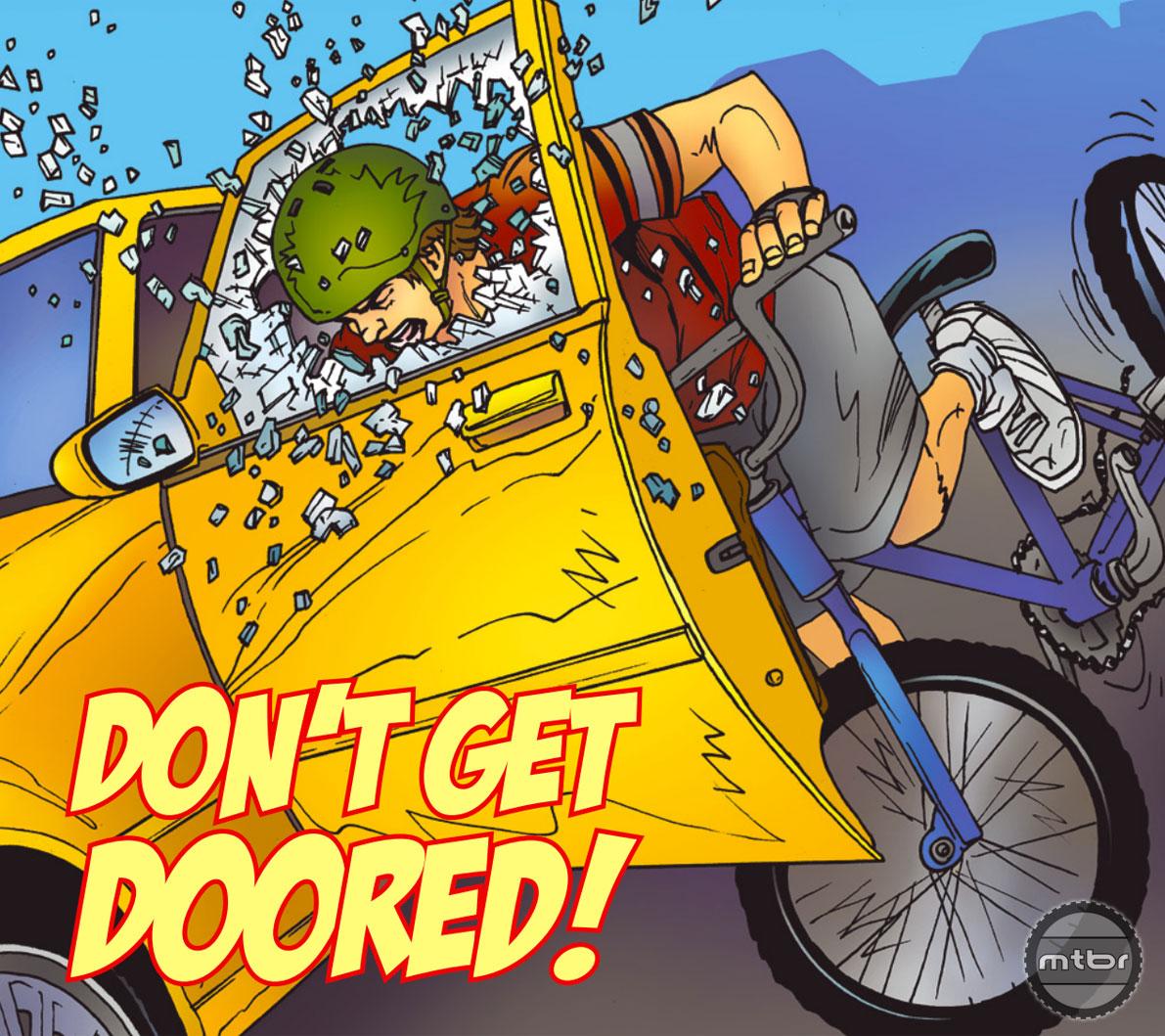 Bike Saftey Comic