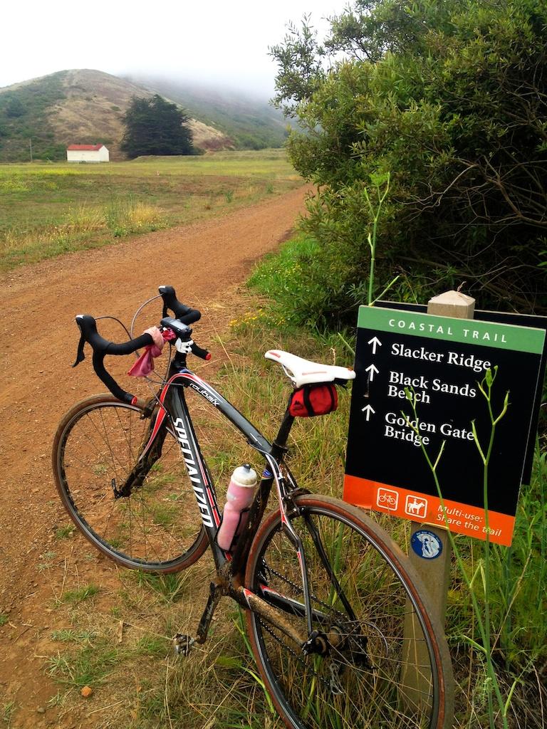 Ride report - Fog &  Flowers McGibber certified.-bike-slacker-hill.jpg