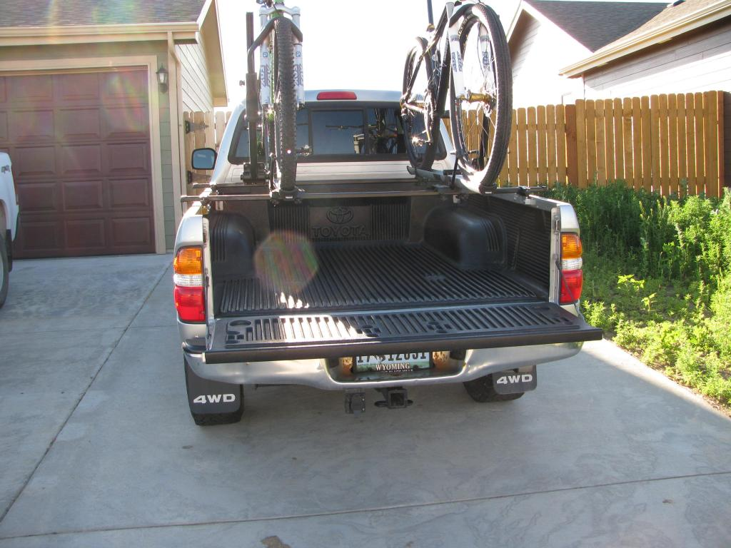 Show Your Diy Truck Bed Bike Racks Mtbr Com