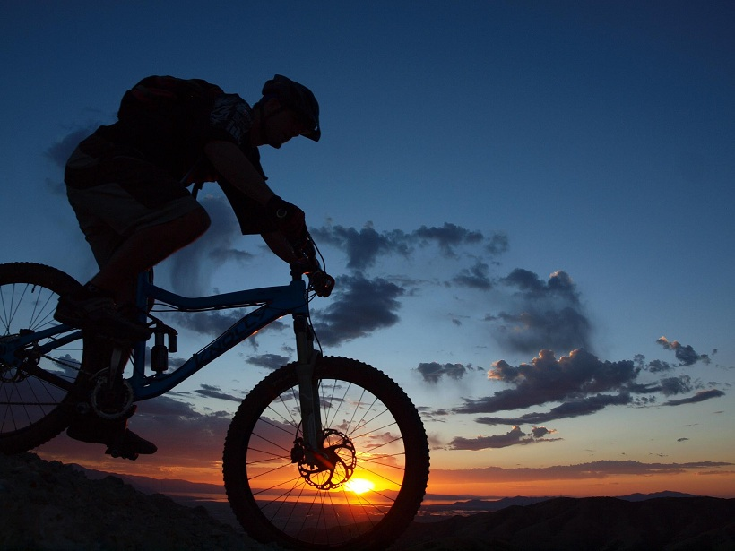 The Action Pics Thread ...Post 'Em Up!-bike-sunset2a.jpg