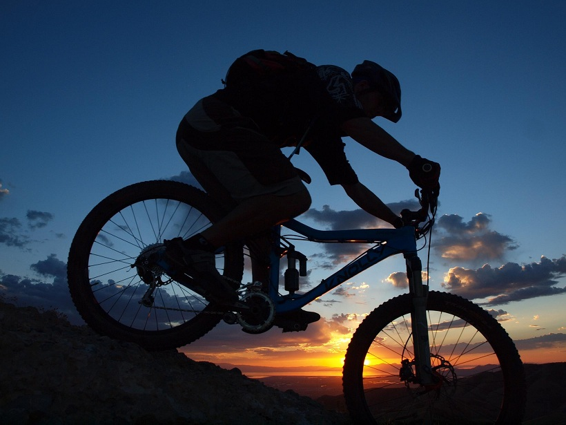 The Action Pics Thread ...Post 'Em Up!-bike-sunseta.jpg