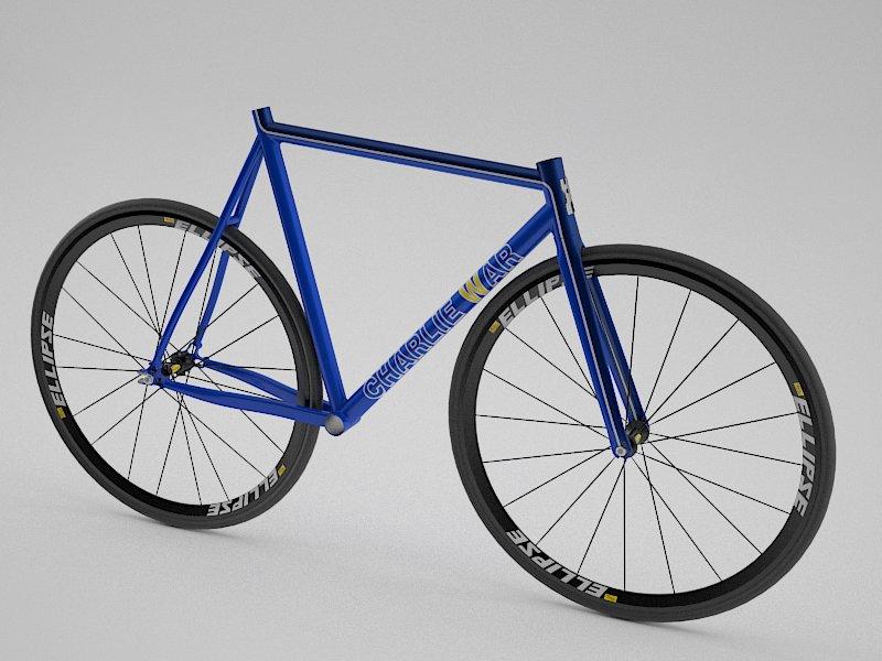 3D bicycle and frame design-bike1.jpg