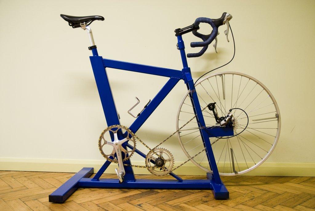 How to make an ergo exercise bike- Mtbr.com