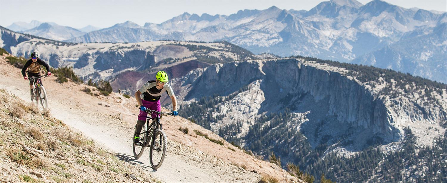 Mammoth Bike Park first to allow e-bikes