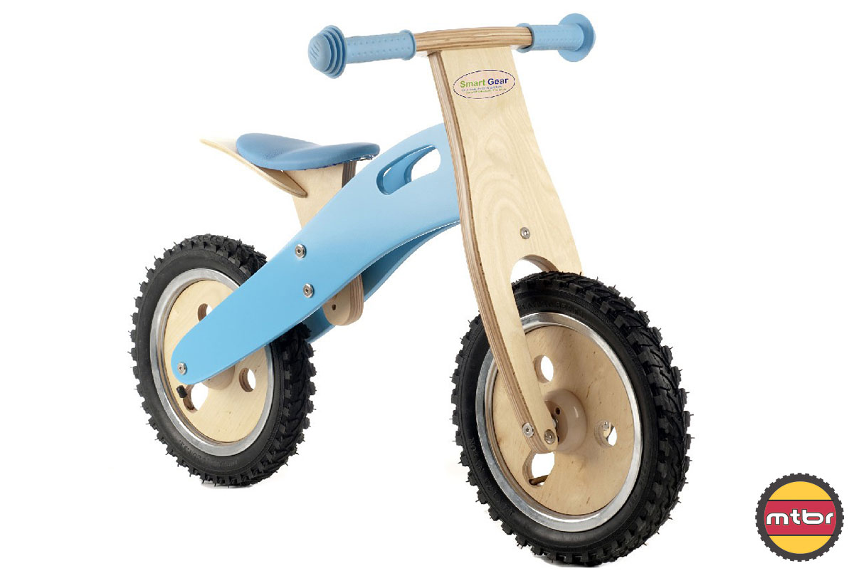 Start The Learning Process On A Balance Bike Or Push