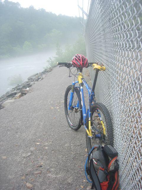Anyone riding Tanasi TN this weekend?-bikefence.jpg