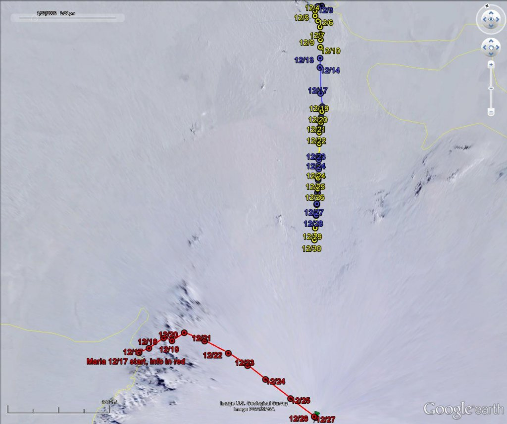 An Antartic bike ride unassisted to the South Pole-bikers131230.jpg