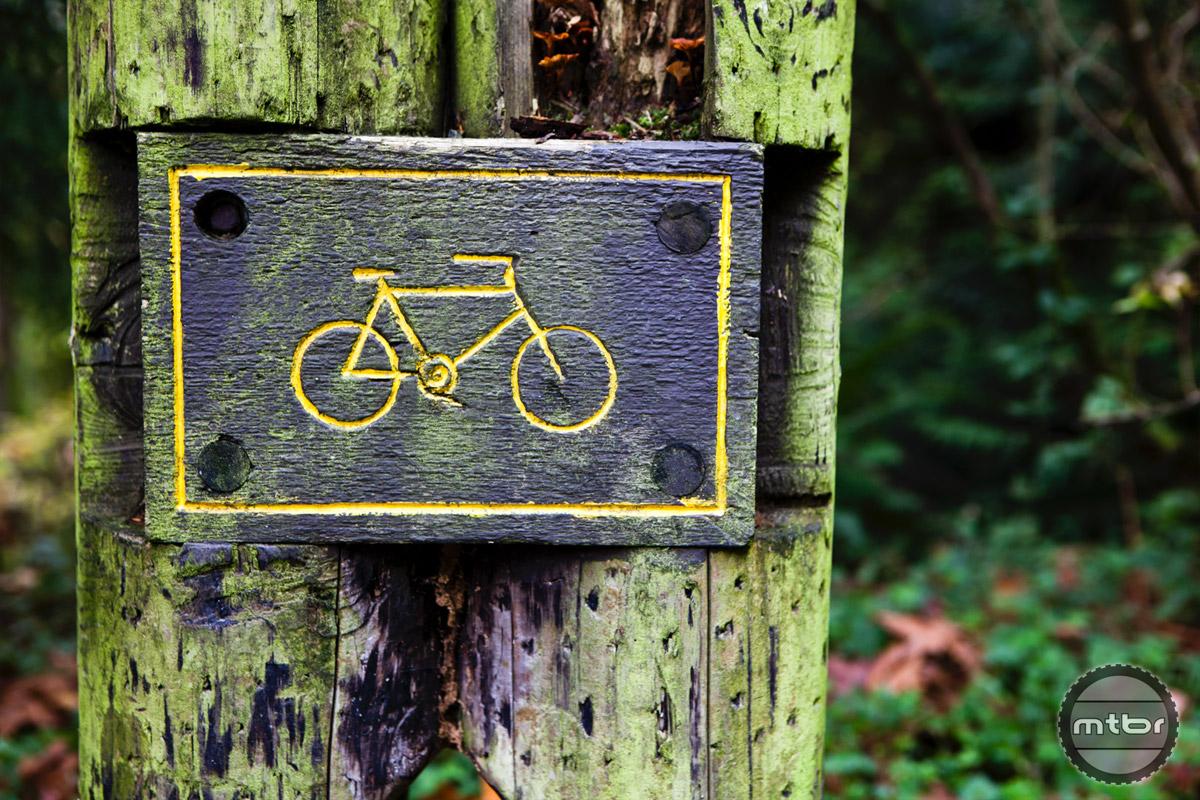 Bikes...yes. Photo by Dan Barham