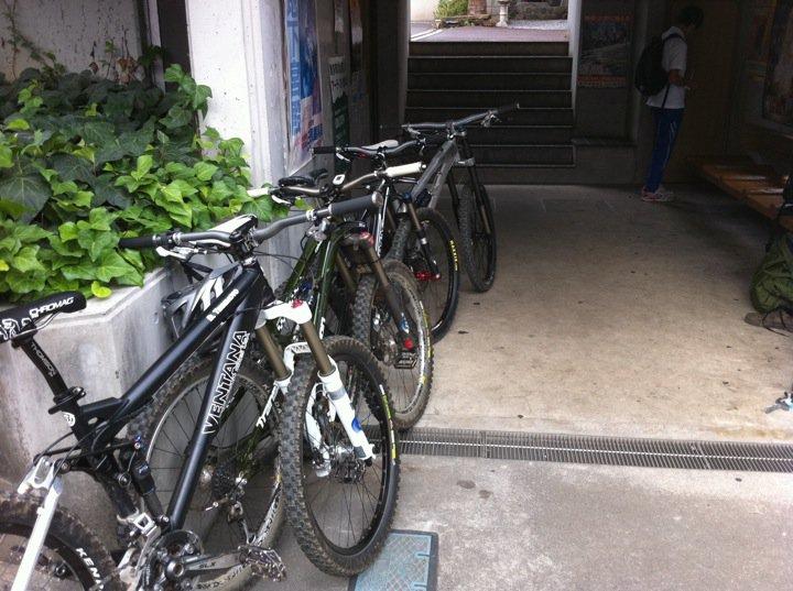 Tokyo Riders!  Unite!-bikes.jpg