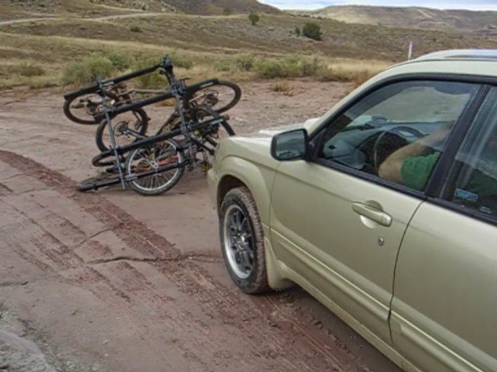 Nice Bikes Off ...
