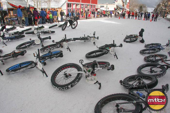 Bikes Ready
