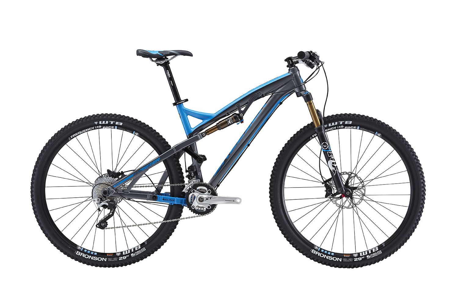 Breezer Supercell Team - 29er Trail Bike
