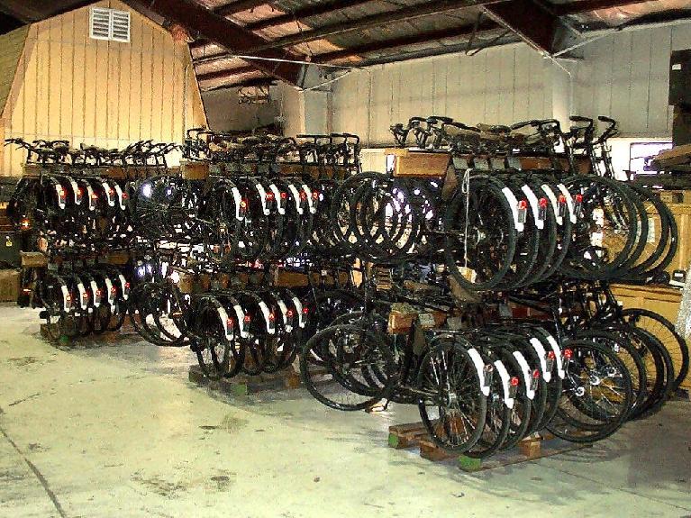 Of  bikes and pizza-bikesonracks.jpg