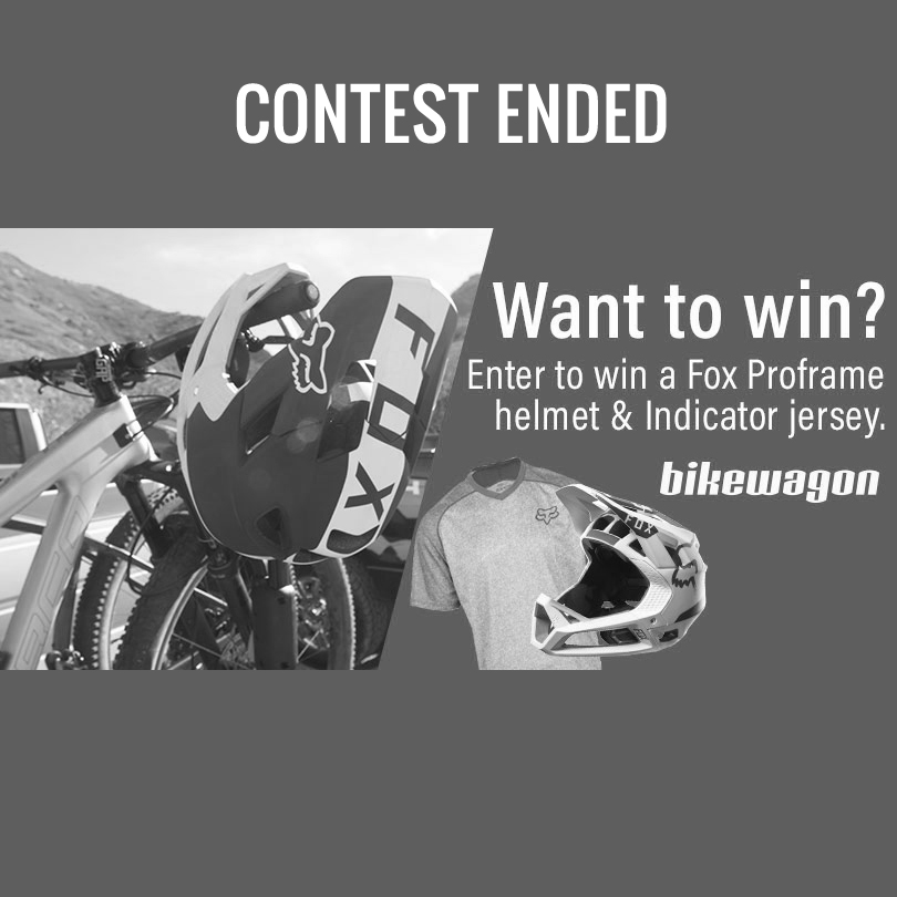Bikewagon Contest Ended